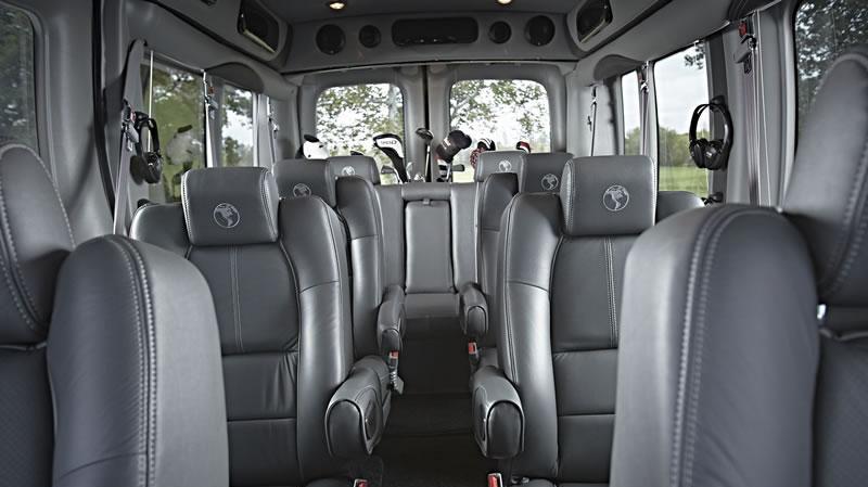 Ford Transit Interiors - Explorer South Van Converions