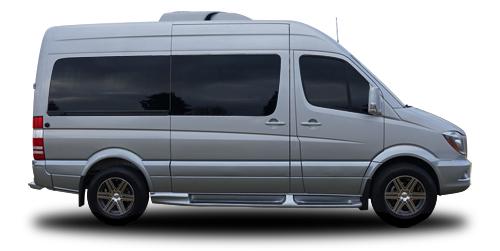 Mercedes-Benz Sprinter Van Conversion