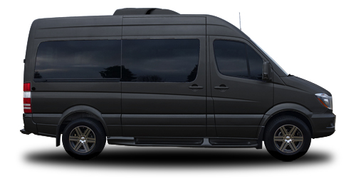 Obsidian Black Metallic -2020 Mercedes-Benz Sprinter Color